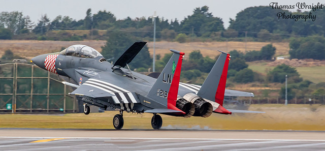 USAF F-15E Strike Eagle