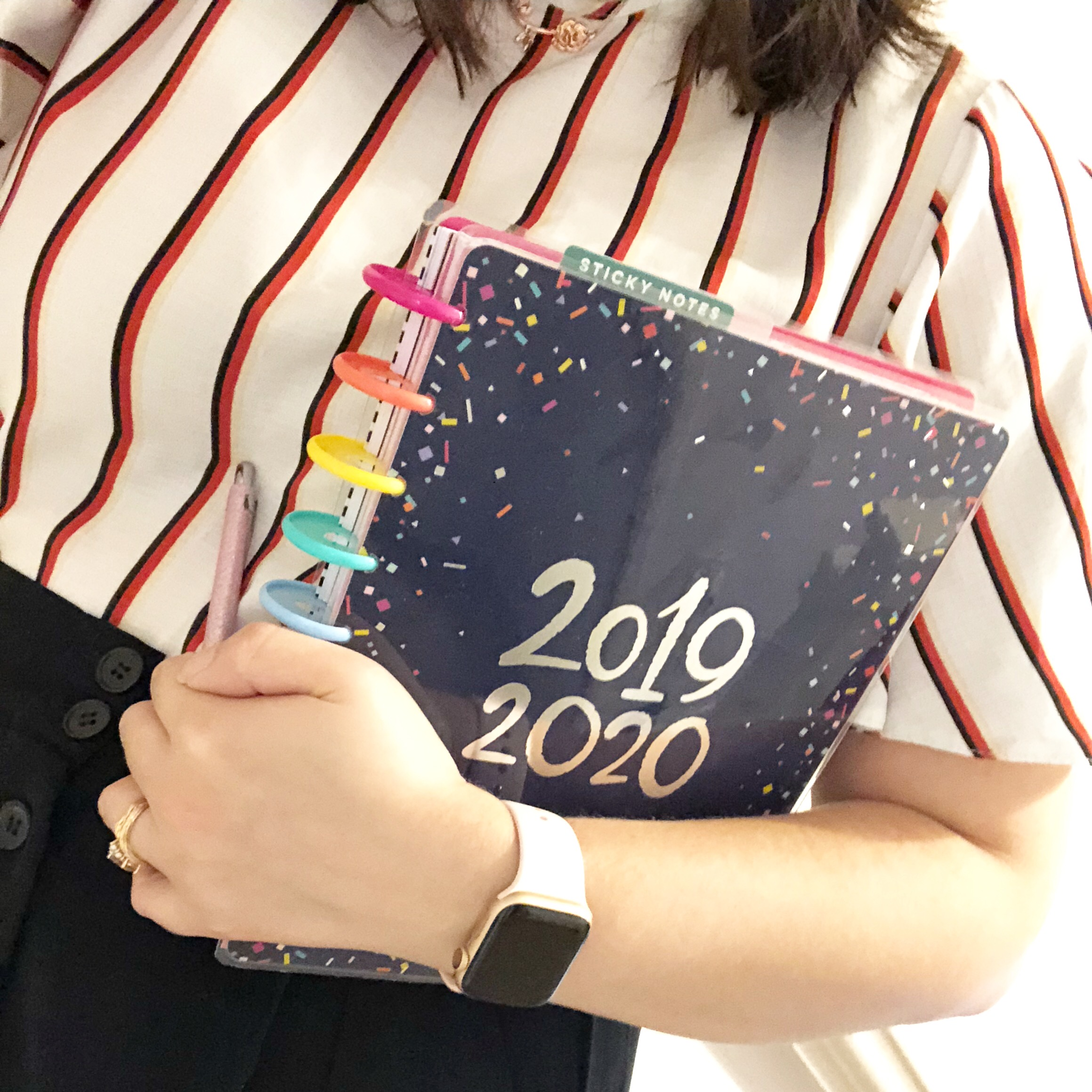 My 2020 Planner Set Up