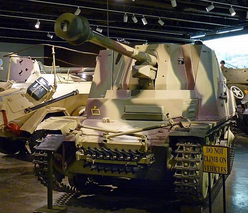 Marder II Tank Destroyer 2