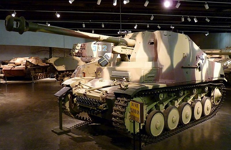 Marder II Tank Destroyer 1