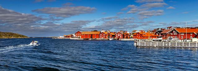 Mollösund Harbor