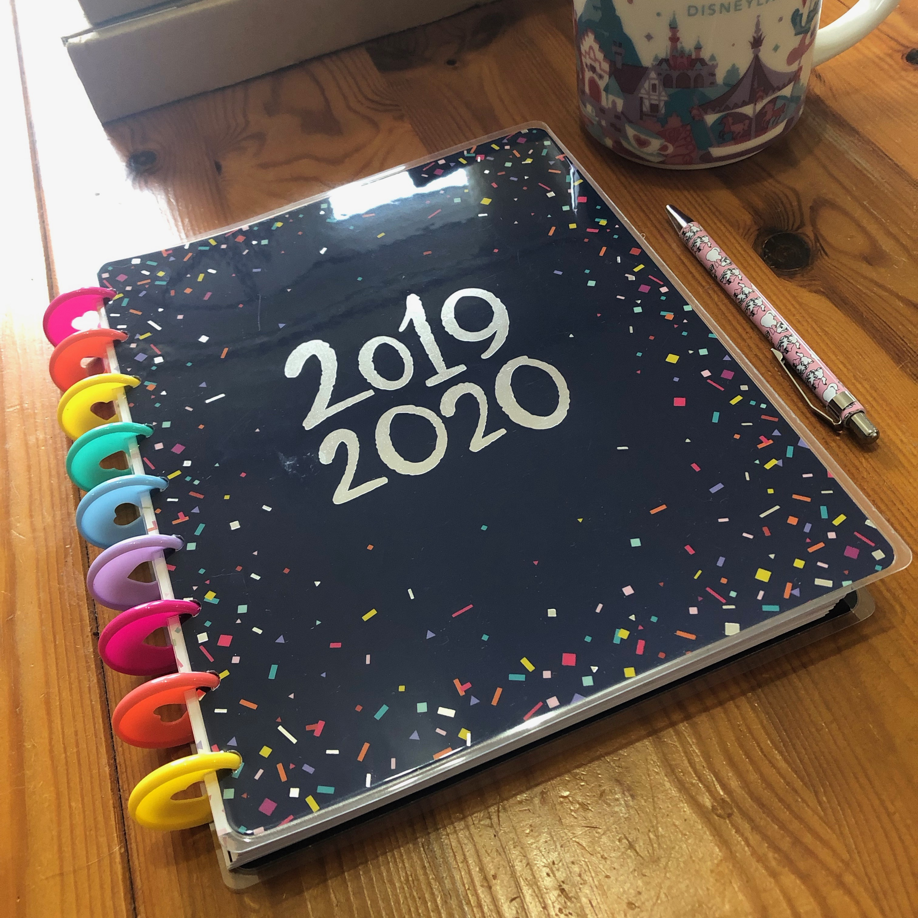 The Happy Planner: My Planning Journey