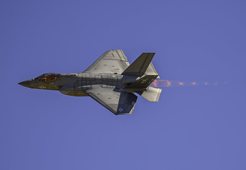 Topside of the F-35C