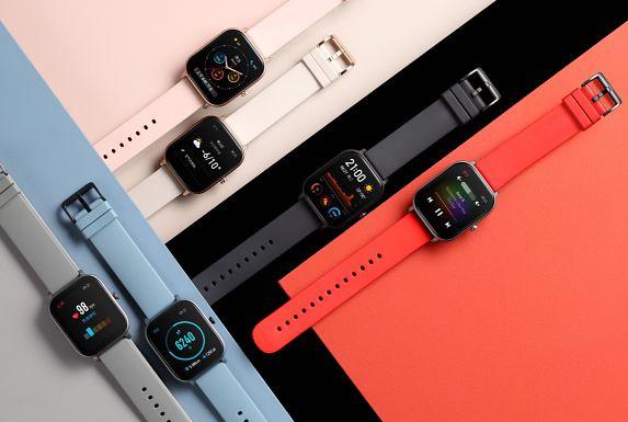 AmazFit GTS è stato presentato ufficialmente: design ed almeno una funzionalità ricordano l'Apple Watch