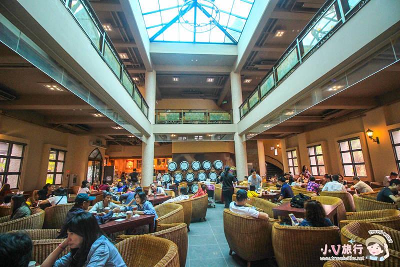 Travel with V 新北 宜蘭這樣玩 四天三夜行程懶人包 頭城城堡伯朗咖啡館