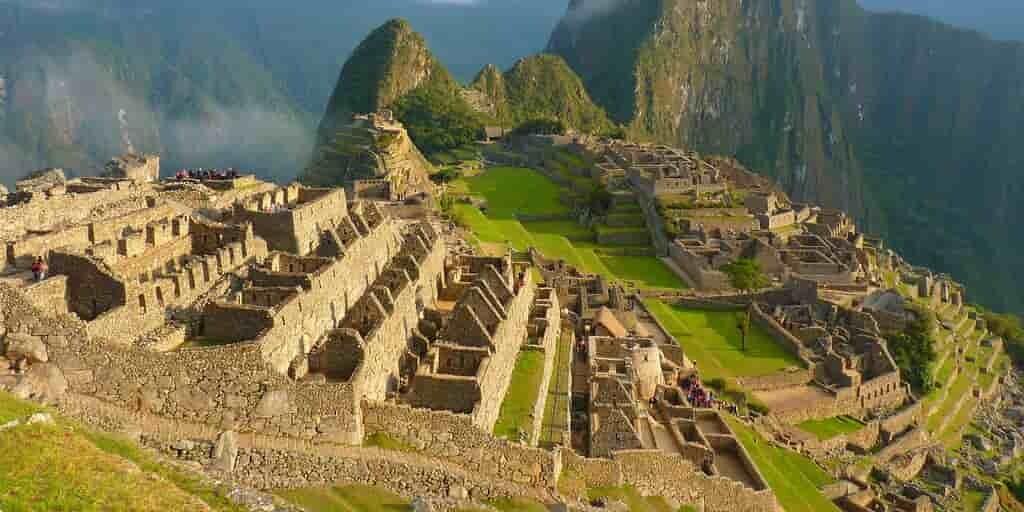 Pourquoi le Machu Picchu a été construit cet endroit ?