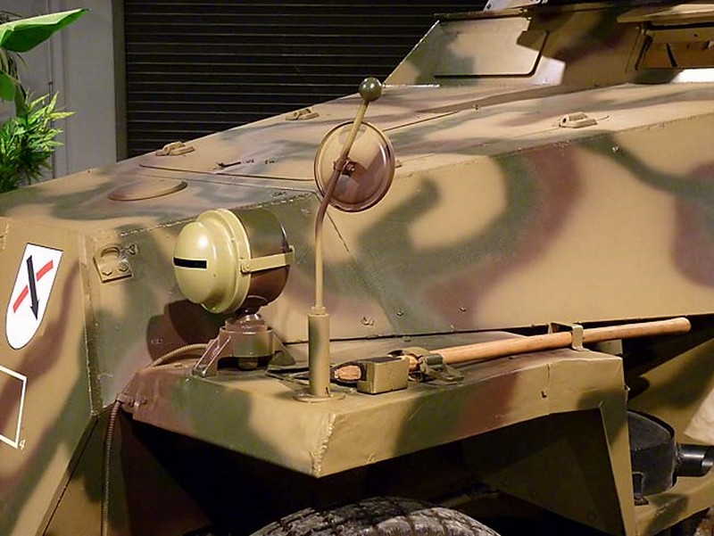 SdKfz 251 Butts 5