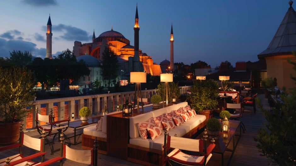 Discover Istanbul's most Instagrammable roof terrace in Istanbul