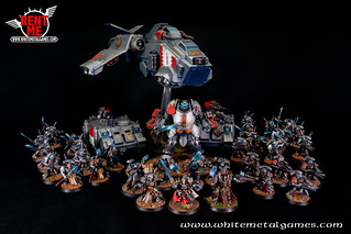 Grey Knights Studio Army B-01