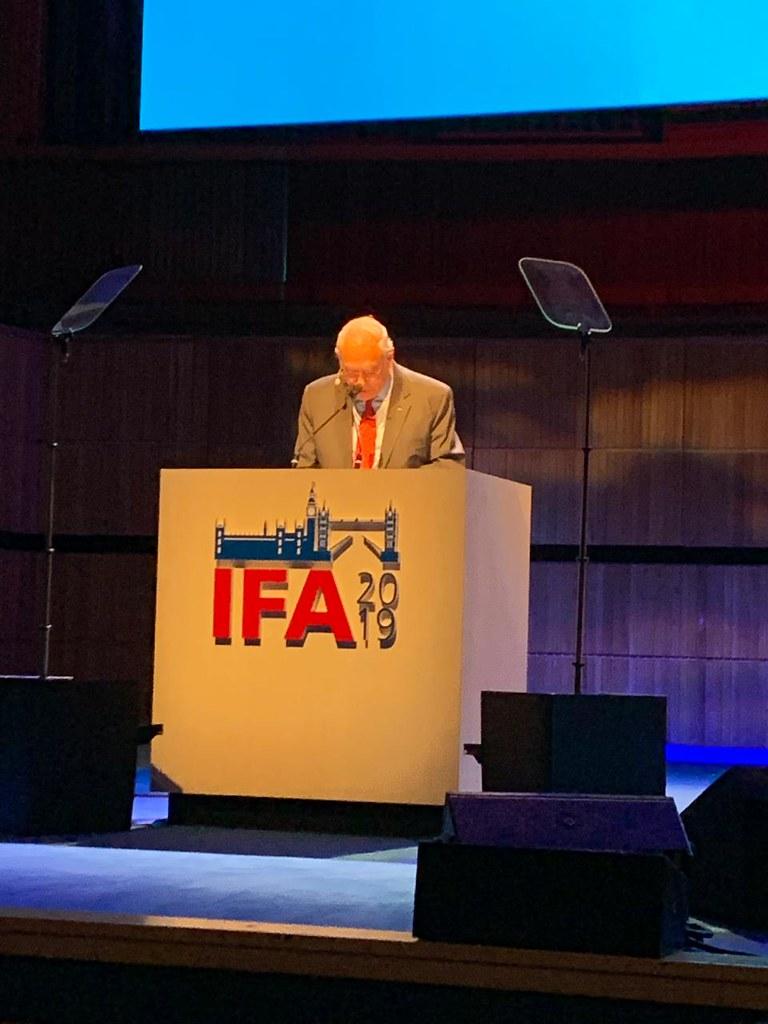 Cerimônia de abertura - IFA 2019