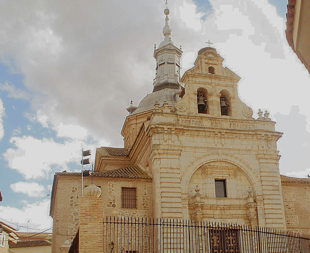 Iglesia de la Vera Cruz de Consuegra (Toledo)