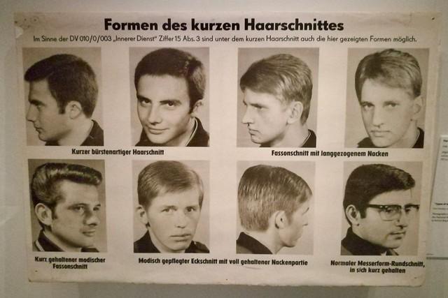 Dresden 2019 – Militärhistorisches Museum der Bundeswehr – Allowed haircuts