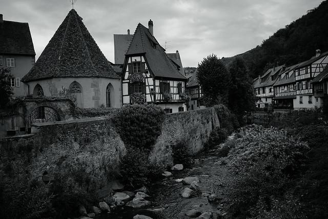 twilight@Kaysersberg, Alsace