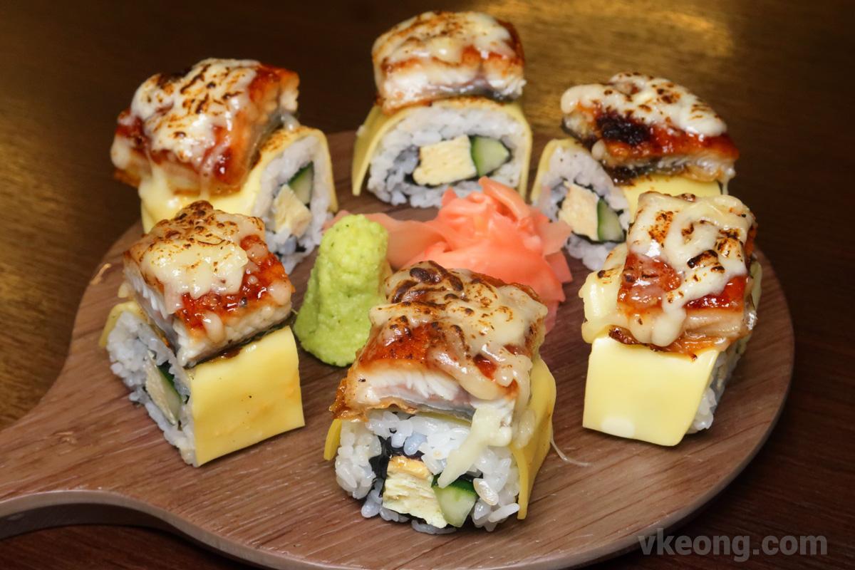 Unagi-Double-Cheesy-Maki