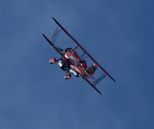 N32KP WACO ATO (with Jet engine) @ NAS Oceana Va, 2019 Airshow