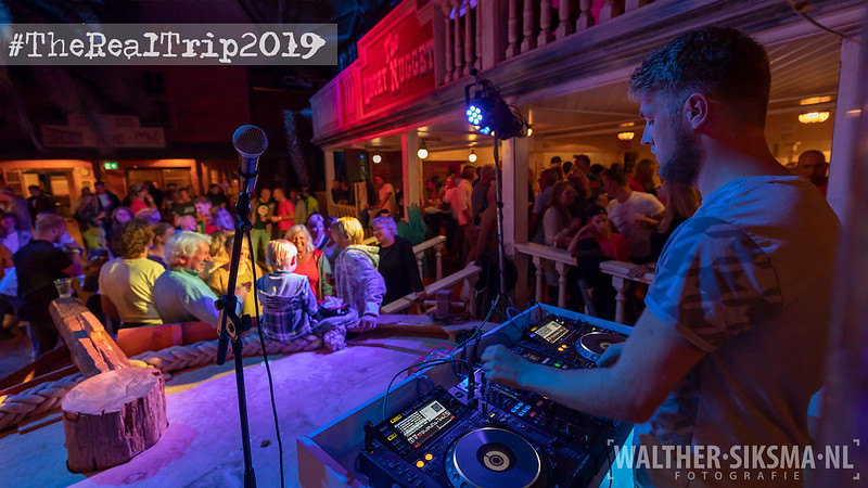Party @ The Real Trip 2019 in Makkum