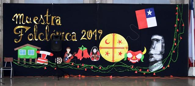 Gala Folclórica 2019 - Enseñanza Básica