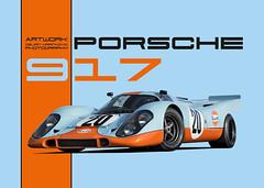 Porsche 917 RCR Gulf - Shot 16