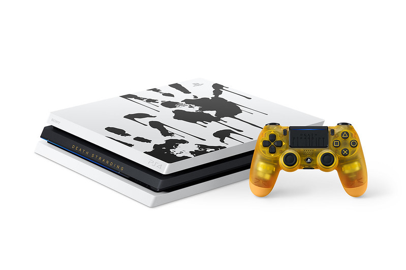 Death Stranding Limited Edition PS4 Pro on PS4