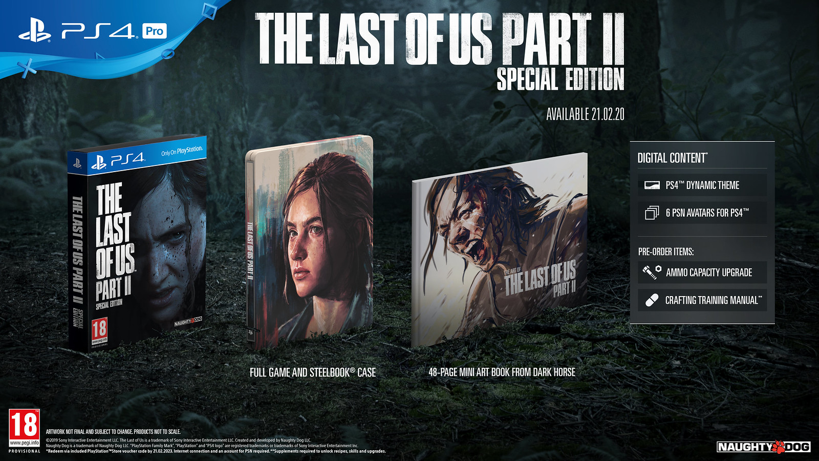 Playstation Free Games February 2020.The Last Of Us Part Ii Release Date Confirmed All Special