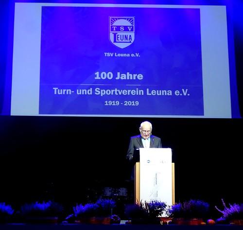 100 Jahre TSV Leuna 1919