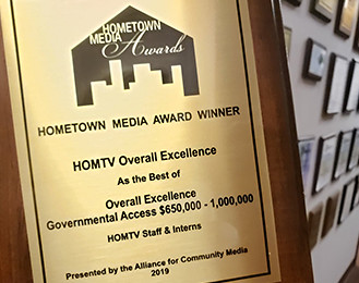 HOMTV Recognized at Regional and National Levels