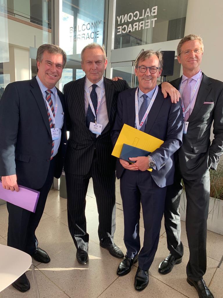 Recepção do Presidente da IFA Central - IFA 2019