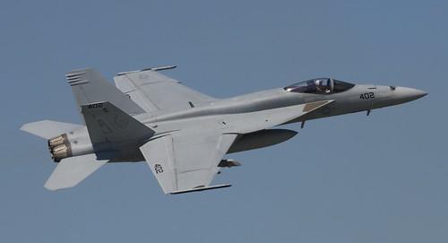 F/A-18  HORNET,  NAS OCEANA Va, (NTU/KNTU)