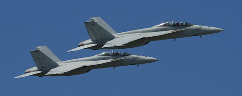 2019 NAS OCEANA Va (NTU/KNTU) Airshow, F/A-18 Super Hornets