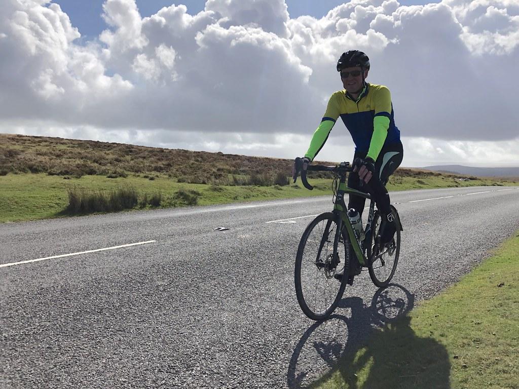 Darren on Dartmoor