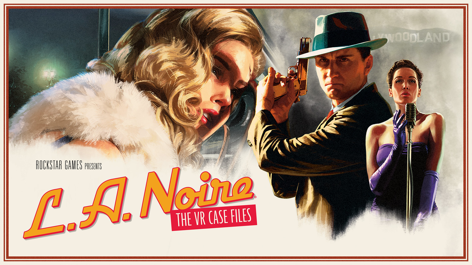 L.A. Noire: The VR Case Files on PS4