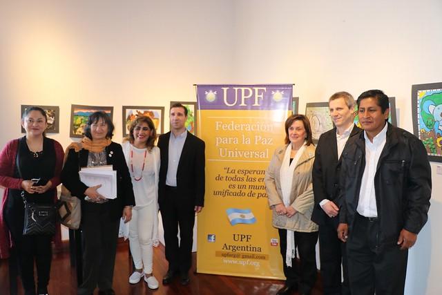 UPF-Argentina Honors Environmental and Peace Activists
