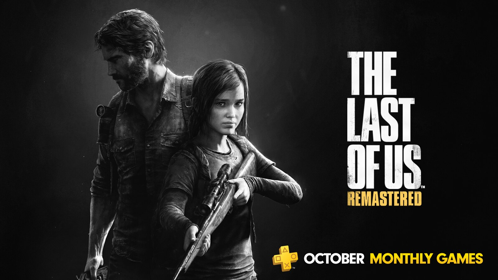 PS Plus - TLOU Remastered