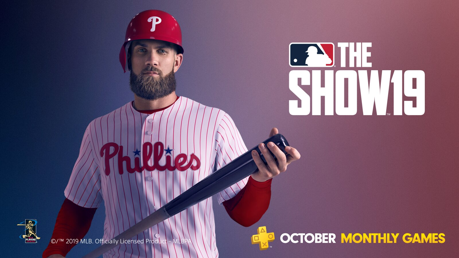 PS Plus - MLB The Show 19