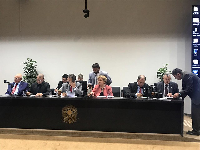 24/09/2019 Reunião da Bancada Gaúcha