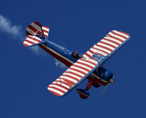 N4442N 1943 BOEING A75N1 STEARMAN (PT17)  2019 NAS OCEANA Va Airshow
