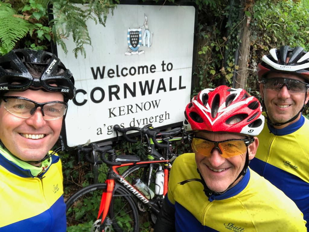 Cornwall – the final county