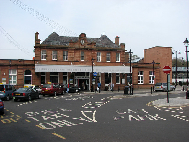 Berwick-upon-Tweed station