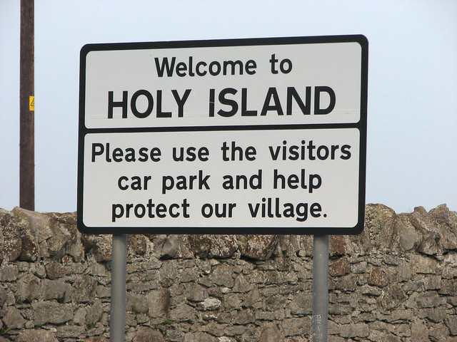 Welcome to Holy Island