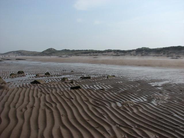 Goswick Sands