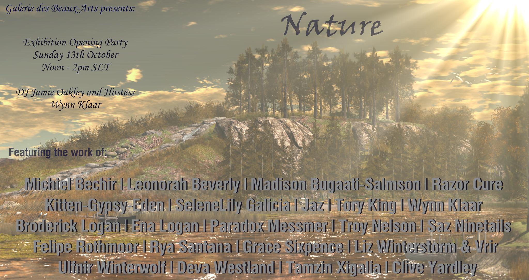 Nature Exhibition