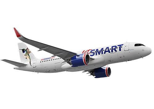 JetSMART A320neo Colibri (JetSMART)