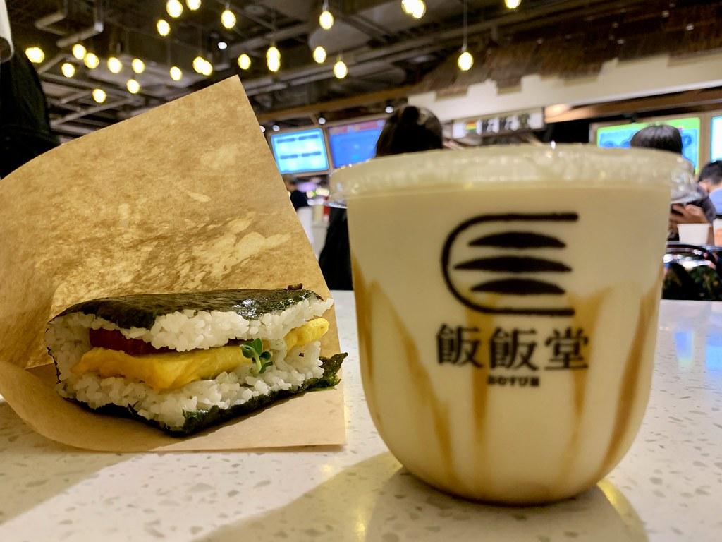 台北京站B3美食大道