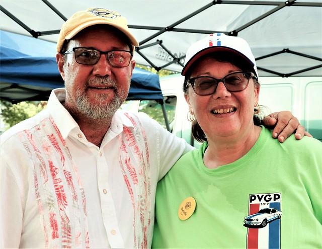2019 PVGP Volunteers