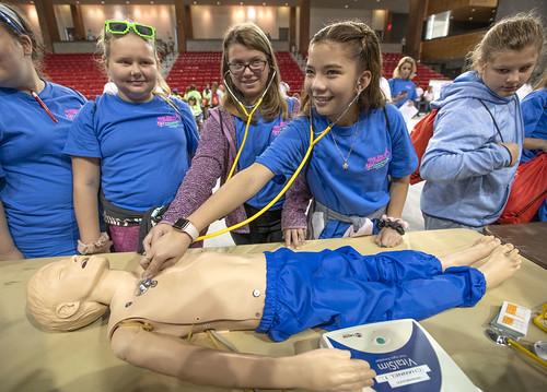 Girls' Day in STEM-H