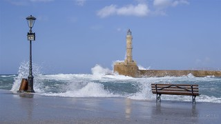 Chania Lighthouse | by Dirk Witten