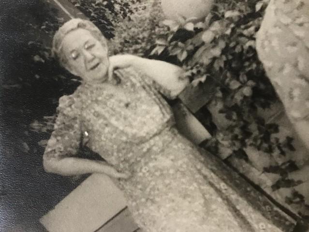 Viola Lyon circa 1942