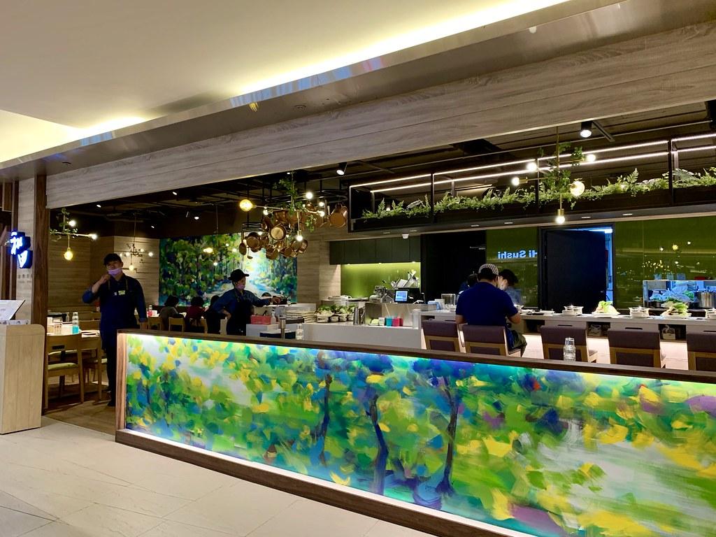 台北京站B3美食廣場