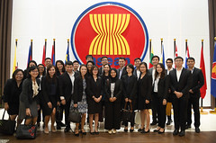 Visit - Singapore Mission to ASEAN