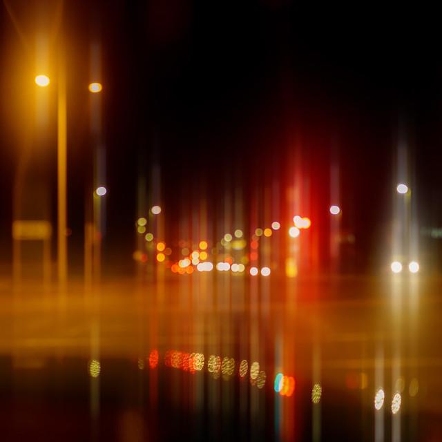...light traffic....